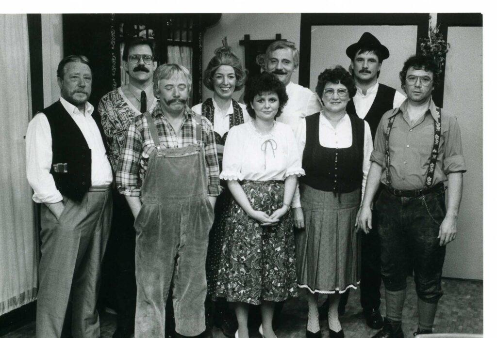 1987 - Alles wegen einer Nacht