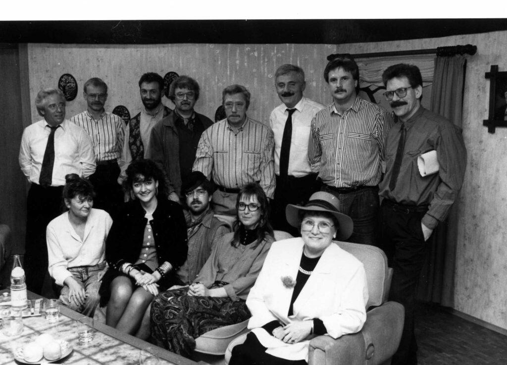 1991 - Wer zuletzt lacht, lacht am besten
