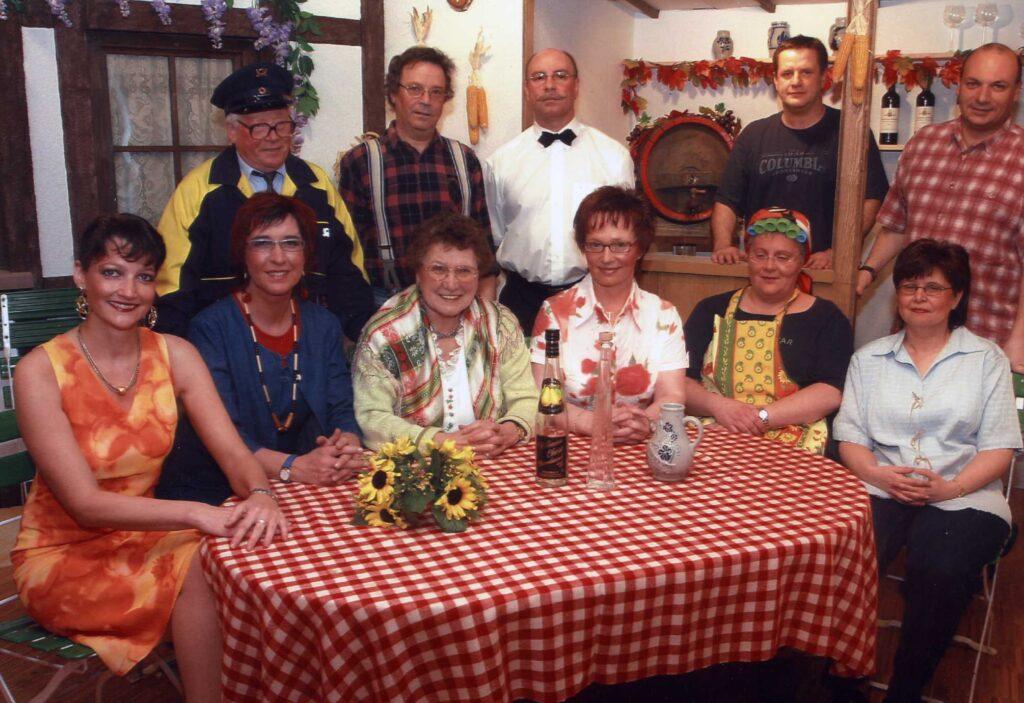 2004 - Zum gaddiche Woifässl
